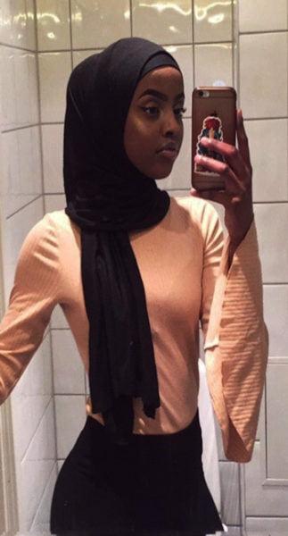 Jeune métisse arabe/africaine pour plan cul dans le respect